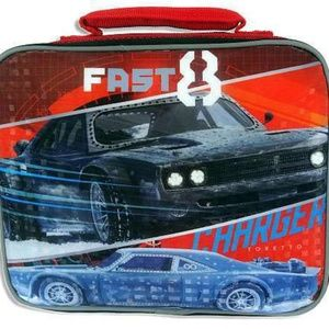 Other - Fast and Furious 8 Lunch Box